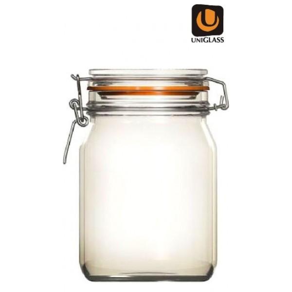 Δοχειο Γυαλινο Econ 1000ml Uniglass