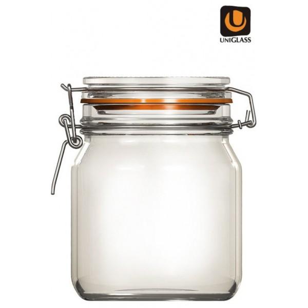 Δοχειο Γυαλινο Econ 750ml Uniglass