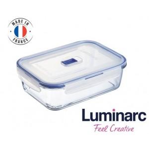 Ταπερ -  Γυαλινα ταπερ αποθηκευσης τροφιμων Pure Box Luminarc 1970 ml ΤΑΠΕΡ